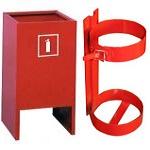 Вспомогательное оборудование к огнетушителям