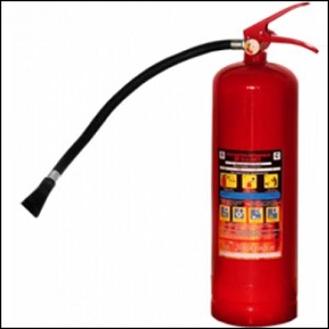 Огнетушитель порошковый ОП–5(з)